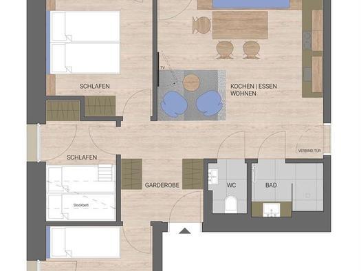 6 Pax Apartment Classic