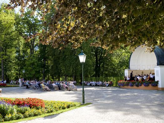 Unsere Konzerte im Park