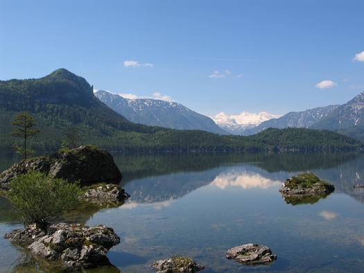 Altausseer See. (© Tourismusverband Ausseerland - Salzkammergut)