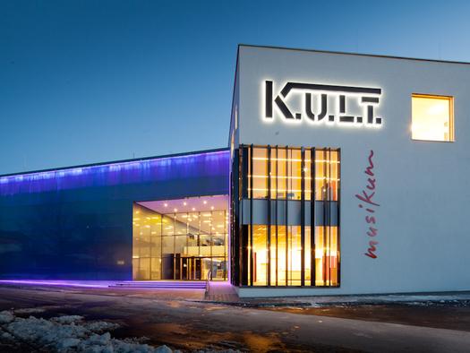 Veranstaltungszentrum K.U.L.T. (© Gemeinde Hof bei Salzburg)