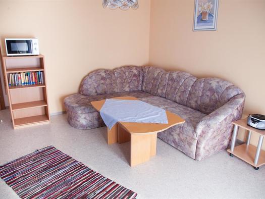 Ferienwohnung C - Wohnzimmer