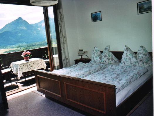 Doppelzimmer Wintersteller. (© Familie Wintersteller)