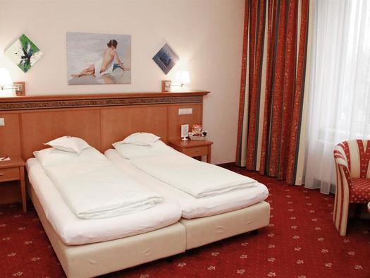 Doppelzimmer Alexandra (© Hotel Alexandra & Bayrischer Hof)