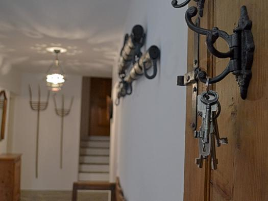 Stiegenhaus (© privat)