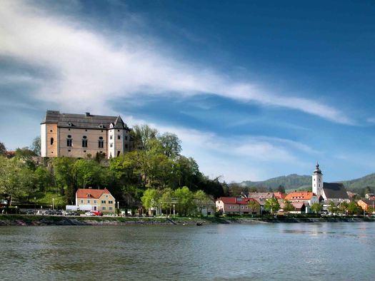 Grein an der Donau. (© Tourismusverband Grein)