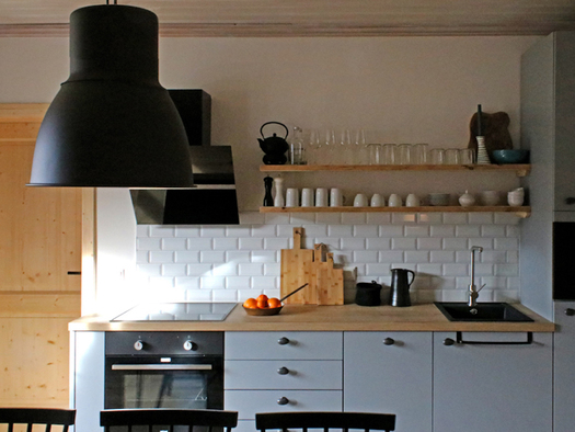 Küche. (© D7)