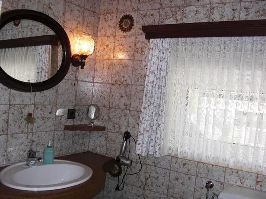 Dusche und WC vom Familienzimmer (© Bürtlmair)