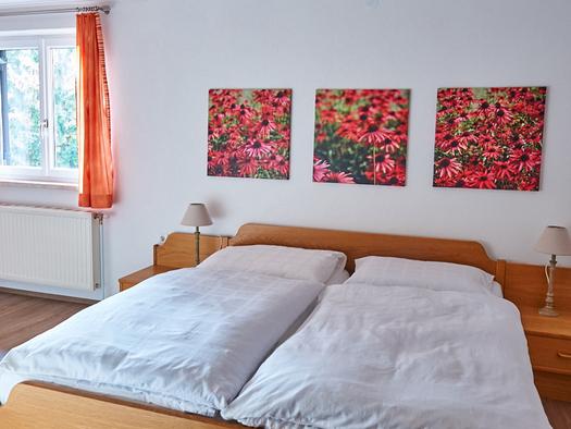 Schlafzimmer nord (© Marc Wagener)
