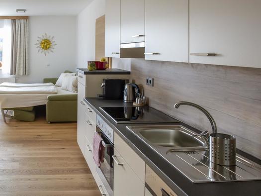 Küchenzeile (© Gästehaus