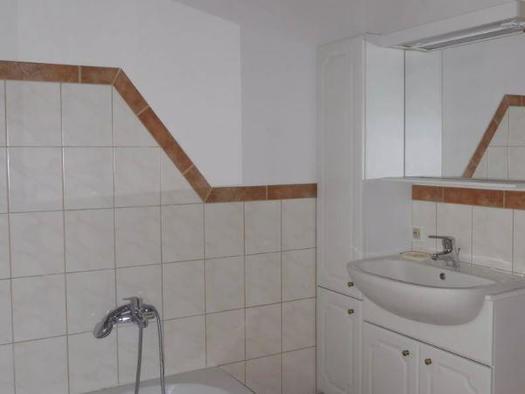 Badezimmer (© Ferienhaus Hochgattern)