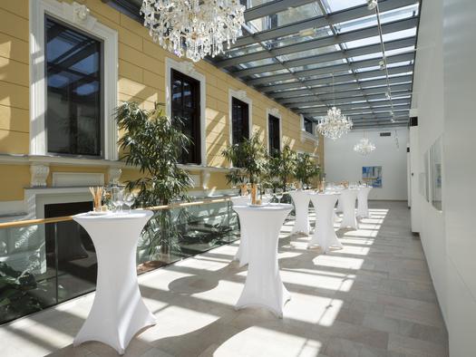Villa Seilern Galerie (© Villa Seilern Betriebs GmbH, www.villaseilern.at)