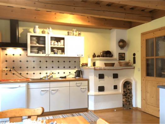 Küche im Apartment Daniel (© Gästehof Annerl)