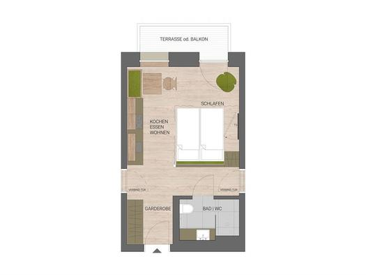 2 Pax Apartment (© ALPRIMA)