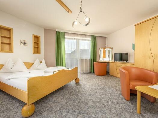 Doppelbettzimmer (© Hotel Böhmerwaldhof)