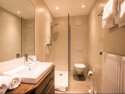 Junior Suite Badezimmer (© Badezimmer)