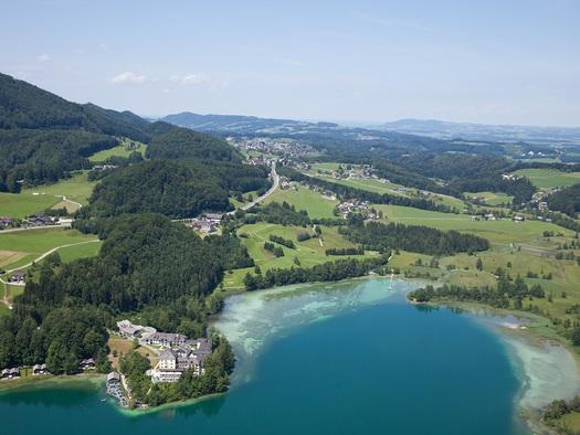 Ansicht vom See aus (© skyblue Salzburg)