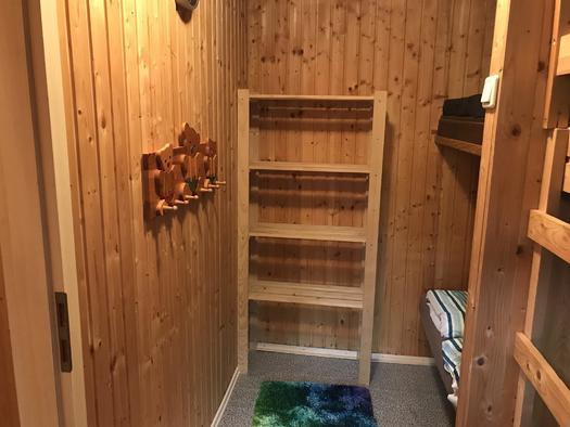 Garderobe Schlafzimmer 2 (© Haus Stadlau)