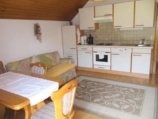 Wohnküche Nebenhaus