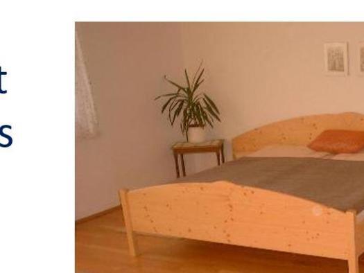 Doppelschlafzimmer, große Wohnung (© Bergkristall)