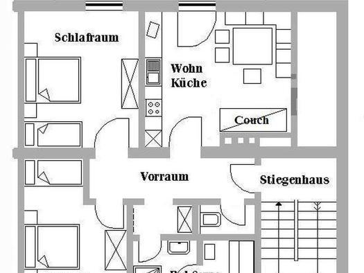 Wellness Wohnung Plan 800x817