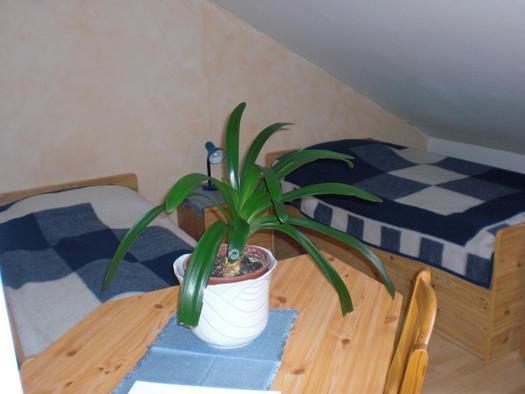 Zusatzbetten im Hotelappartement (© Bergkristall)