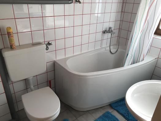 Badezimmer Apartment Hochfichtblick (© Haus Stadlau)