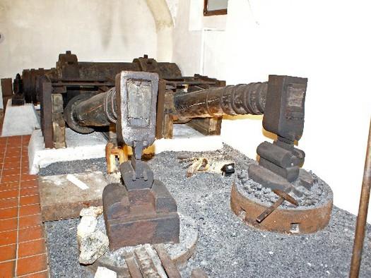 Museum im Fürstenstöckl - Fürsterzbischöfliche Waffenschmiede und Heimatmuseum. (© Tourismusverband Ebenau)
