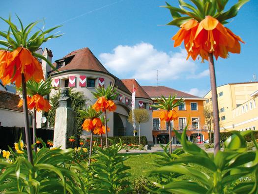 Linzer Tor (© Tourismusverband Schärding)