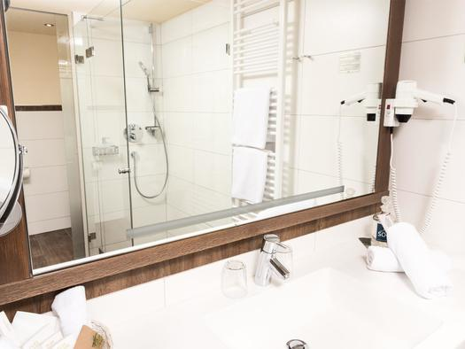 Doppelzimmer Filbling (© Ebner´s Waldhof GmbH)