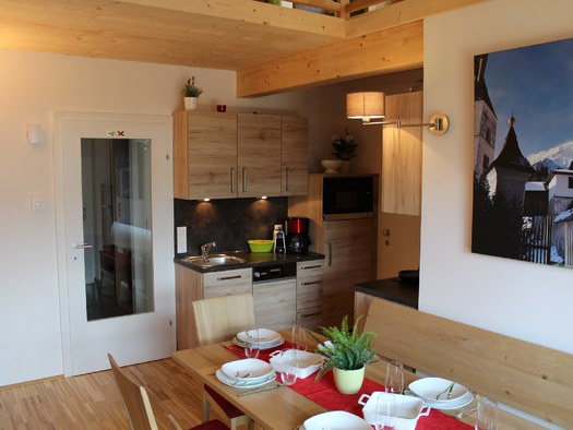 Lisa Top 7 (© AA Holiday Homes - Alpine Living Chalets Appartements)