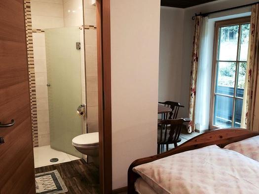 Haus Lisa Doppelzimmer (© Haus Lisa)