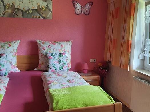 Doppelbettzimmer (© Ferienwohnung Mariandl | Maria Felhofer)