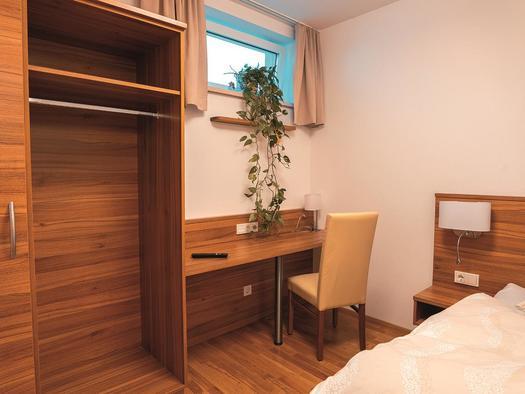 Einzelzimmer (© Hotel Mauernböck)