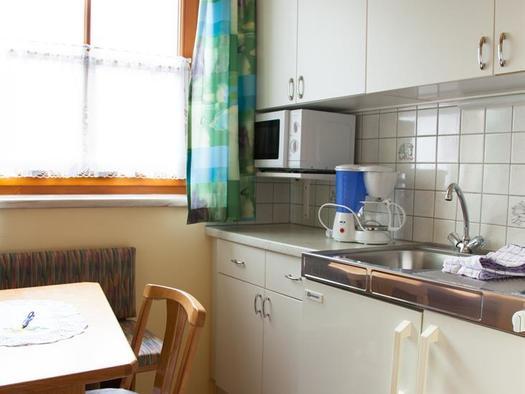 Ferienwohnung A - Küche