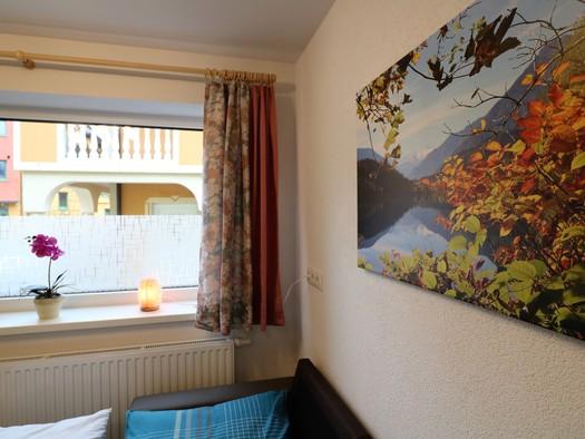 Wandbild mit Altausseersee im Herbst. (© Pfandl Tom)