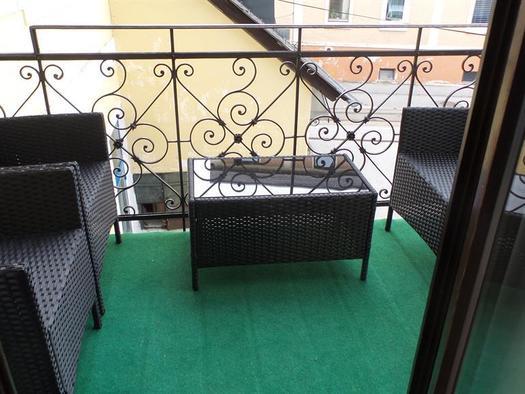 Balkon (© Wolfis Traunseeblick)