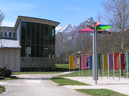 Alpineum Hinterstoder (© Gmd. Hinterstoder)