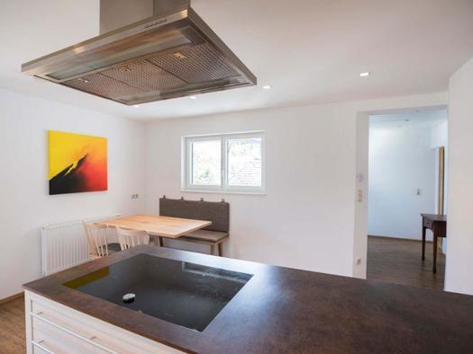 Appartement am See Küche. (© Edenberger)