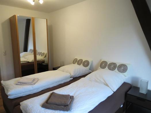Doppelbettzimmer FeWo II