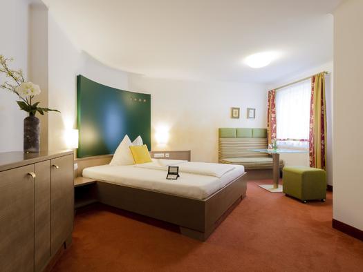 Doppelbett (© Schicklberg)