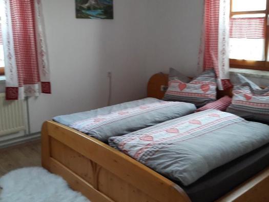 Schlafzimmer (© Familie Schmalzer)