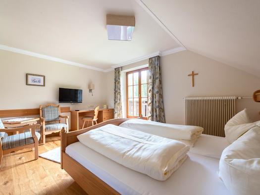 Komfort-Doppelzimm (© Hochlackenhof)