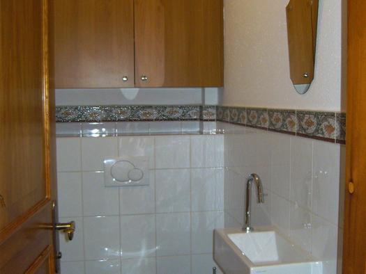 FW Sonnberg WC zu Schlafzimmer 1