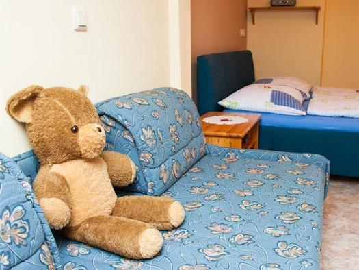 Ferienwohung D - Schlafzimmer