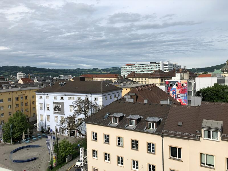 Nordico Vorplatz