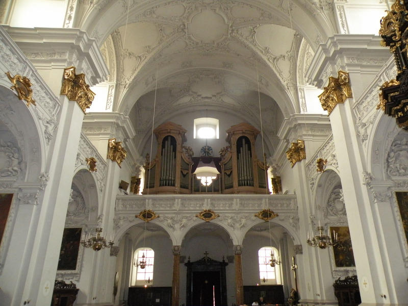 Alter Dom Linz Brucknerorgel