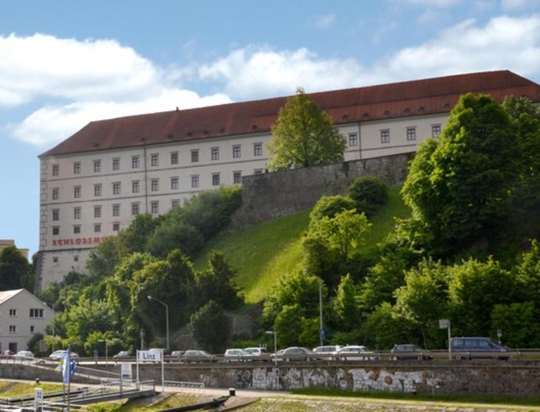 Das Linzer Schloss