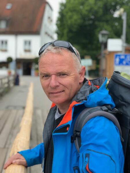 iolo Williams Austria Guide