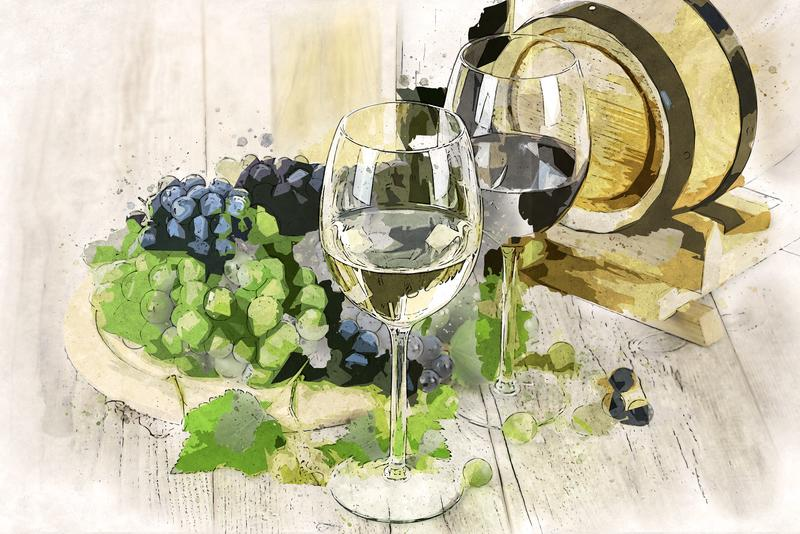 two-types-of-wine-2466267_1920