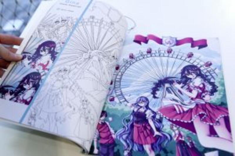 Comic-Buch Projekt Sites of Austria